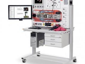 Máquina simulador de híbridos